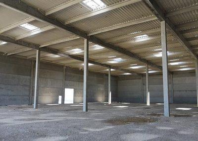LDPI - Intérieur nouvel entrepôt