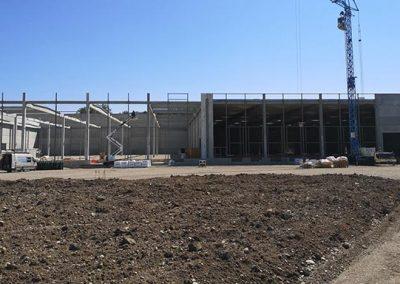 LDPI - Nouvel entrepôt cellules 2 et 1