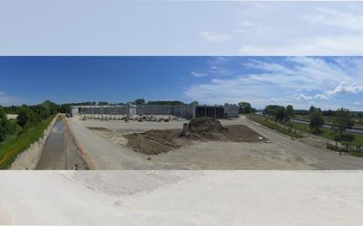 Un nouvel entrepôt pour fin 2020