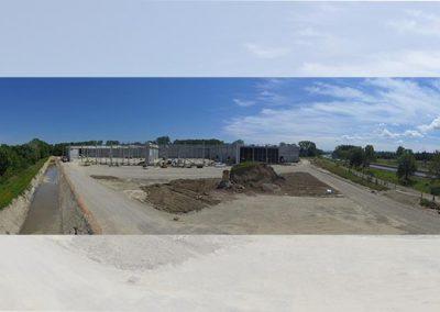 LDPI - Nouvel entrepôt entrée