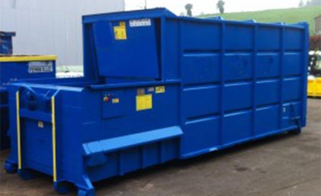 LDPI - Compacteur carton et plastique
