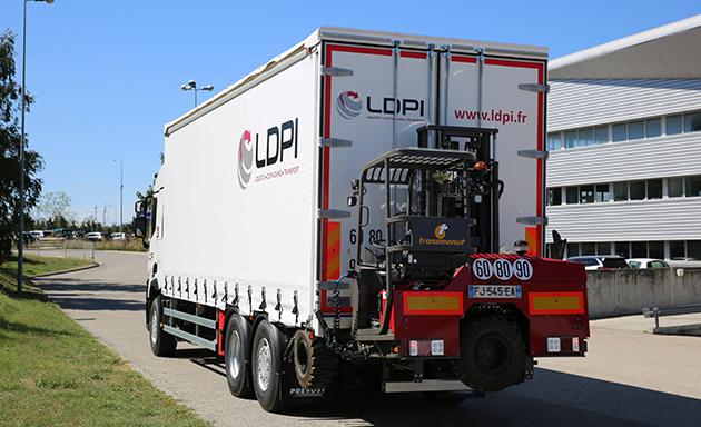 LDPI - Livraison avec chariot embarqué