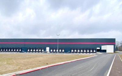 Découvrez-vite notre nouvel entrepôt !