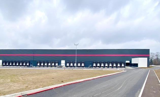LDPI - Nouvel entrepôt