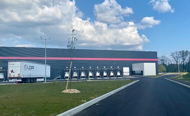 LDPI - Entrepôt ZA de la Malatrait - 38290