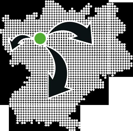 LDPI Carte Rhône-Alpes