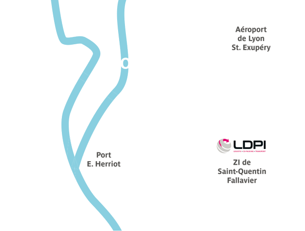 LDPI - Plan d'accès